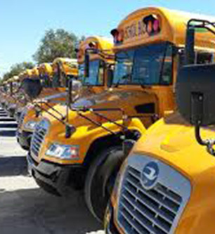 Leander Independent School District Adds 24 New Blue Bird Propane Buses to Existing Fleet