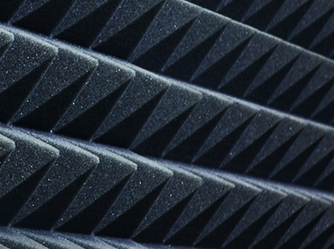 Sound Absorbing Foam Product
